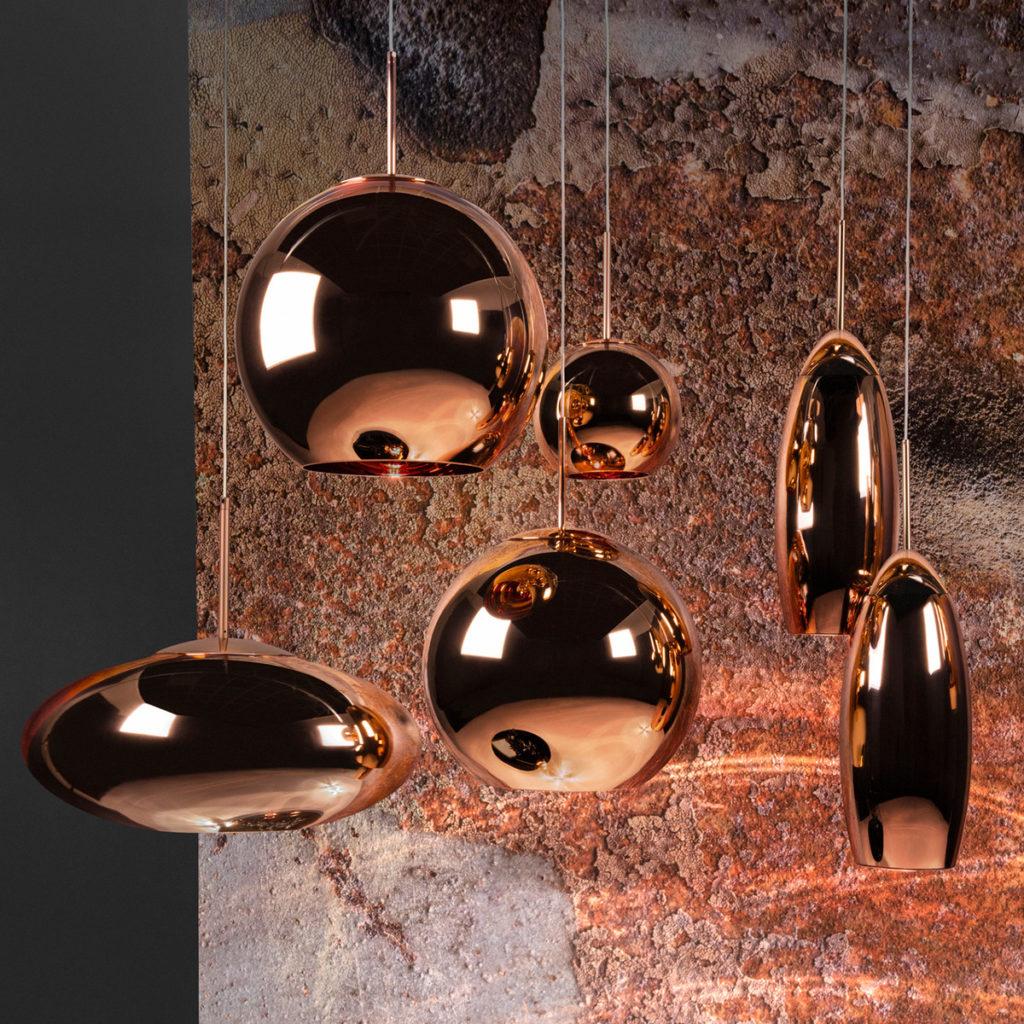 Copper-Lightings