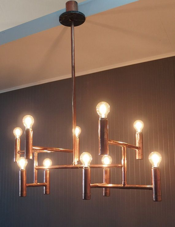 Diy Pipe Fitting Light Fixture