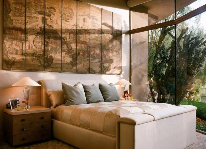 32-Luxurious Bedroom Design Ideas with Chinese and Asia ...