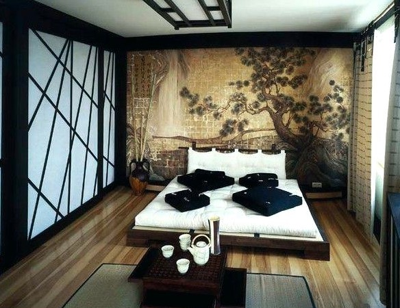 32 Luxurious Bedroom Design Ideas With Chinese And Asia Style Interior Design Ideas Ofdesign