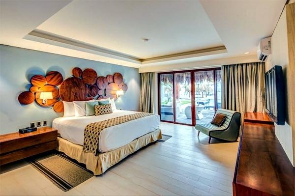 Luxury Villa Esmeralda in Mexico with a fascinating interior design