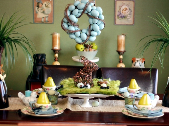 Festival Table Decorations For Easter 22 New Ideas Interior