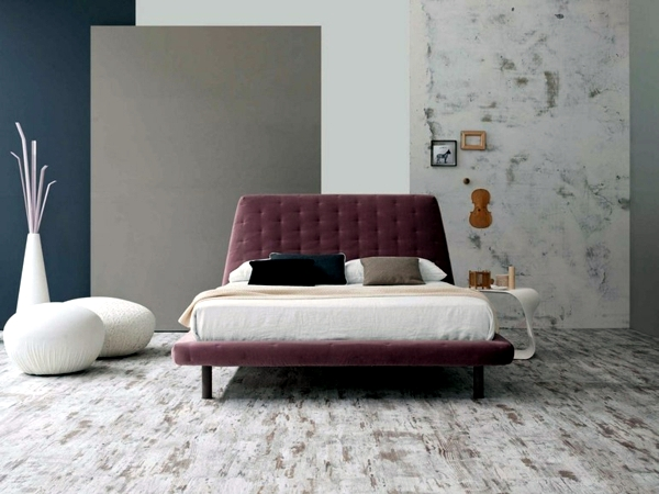 Bedroom Design - How to choose the bed frame and the right mattress