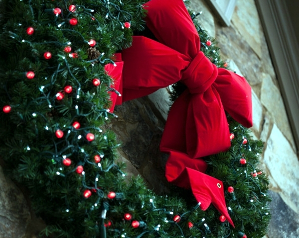 35 party ideas for decorating wreaths for Christmas