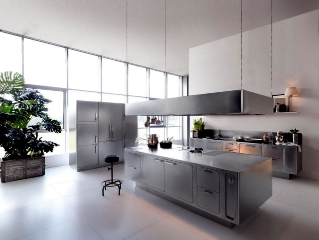 Stainless Steel Kitchen Abimis Where The Design And