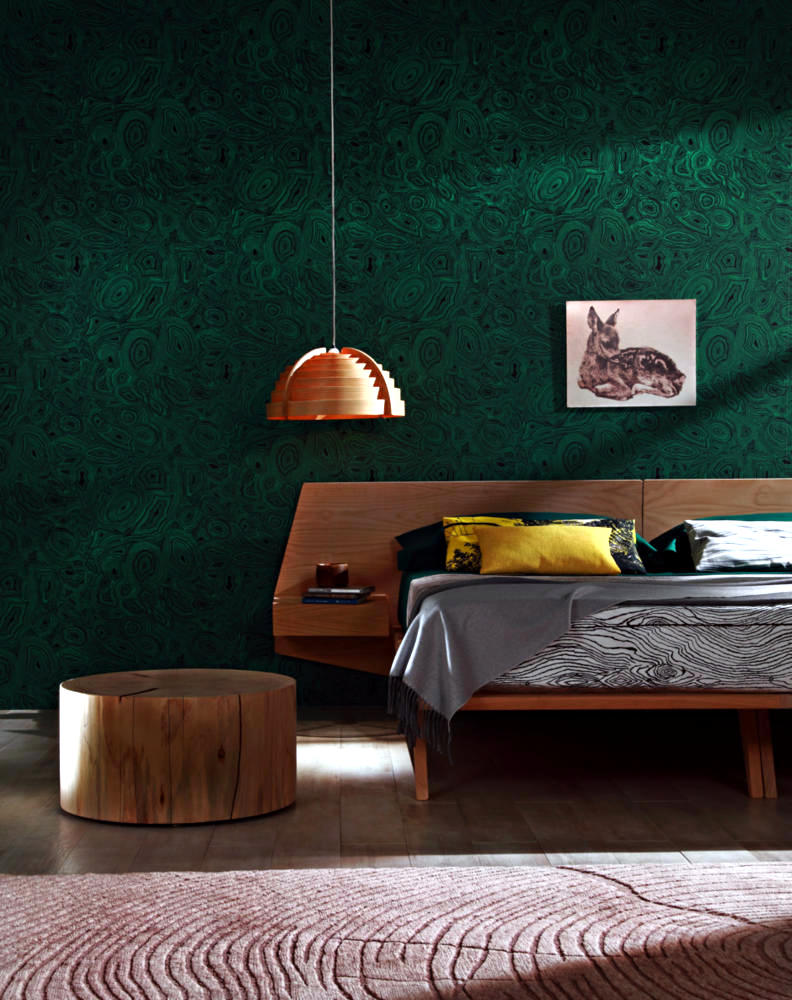 Room with forest scenes interior design ideas ofdesign for Scene bedroom designs