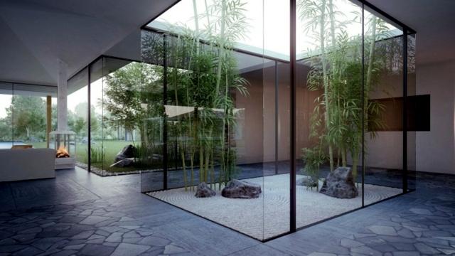 Modern Architecture Japanese Style Studio Aiko