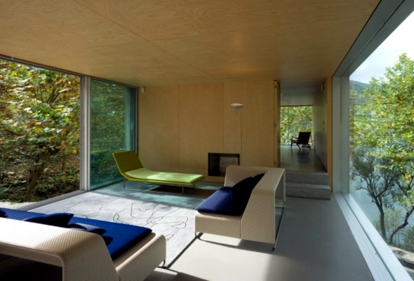 Escape to the Jungle - Minimalist Forest House