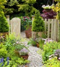 wood-doors-and-cream-colored-gravel-in-the-garden-colorful-0-118