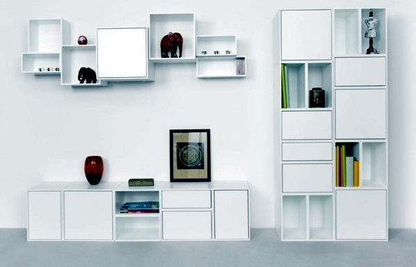 Trendy Ideas Interior Design Modular Shelving For The Self Home Design