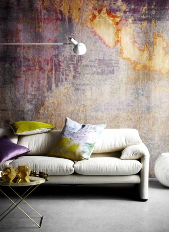 Solutions walls modern and innovative gypsum to improve indoor air
