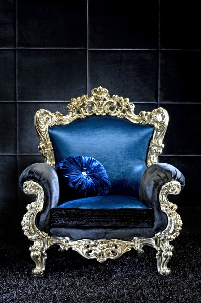 Exedra Luxury furniture - lounge suite in royal style