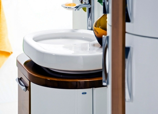 Modern Bathroom Furniture - practical ideas for vanity