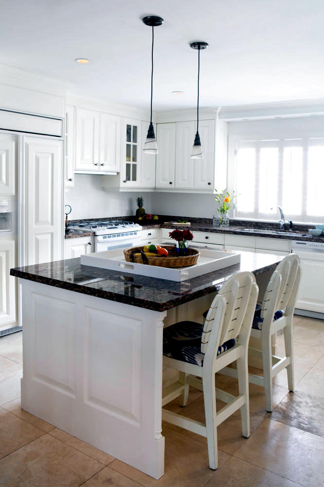 Kitchen Island In Place Of A Kitchen Table Interior Design Ideas Ofdesign
