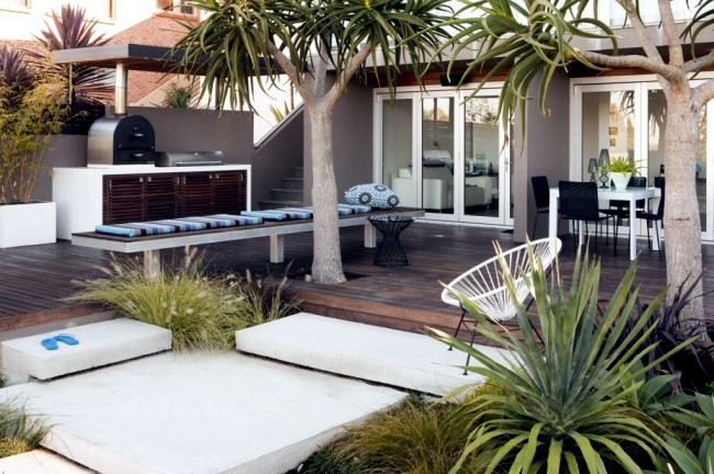 backyard design - Optimum design, invitation to discuss