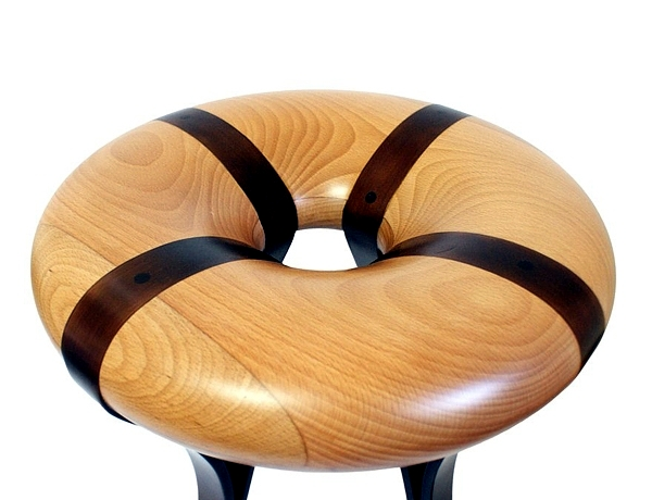Design chair donut-Ju Ru - Furniture Design Ideas Yu-Fen-Lo