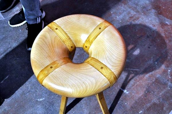 Design chair donut-Ju Ru - Furniture Design Ideas Yu-Fen-Lo