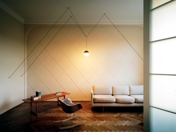 Pendant Lamps Design With Innovative LED Light Source Of