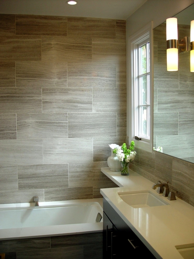 Consider Before Choosing Bathroom Tiles