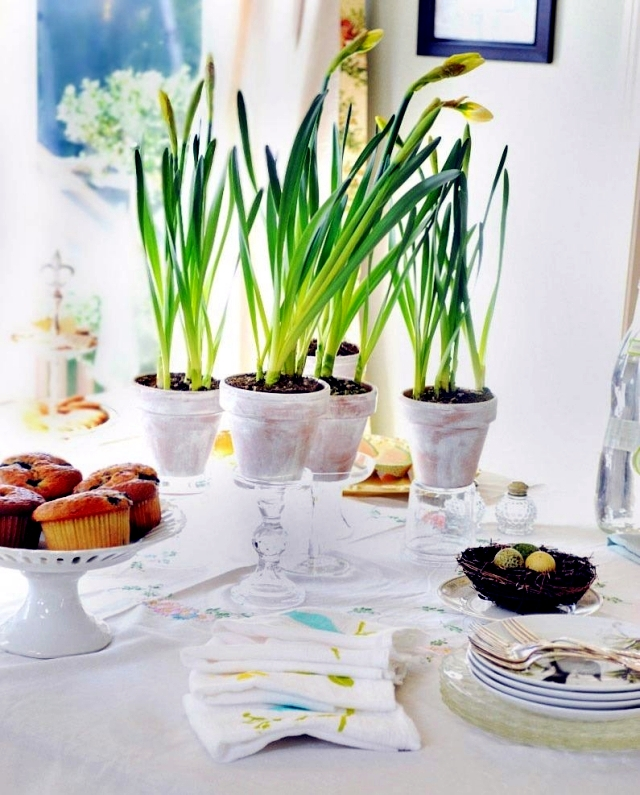 25 decorating ideas for spring easter table to continue