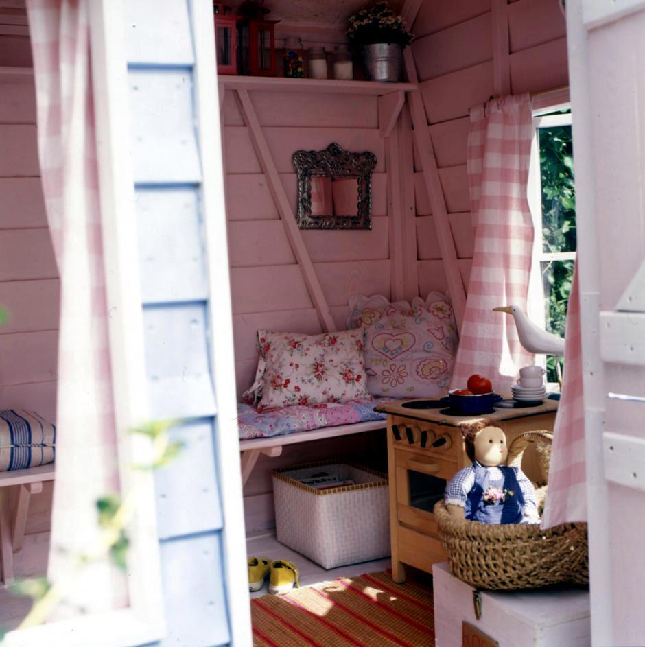 Make a playhouse for children  Interior Design Ideas ...