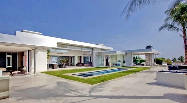 Luxury Villa Hills Beverli 70 is being renovated