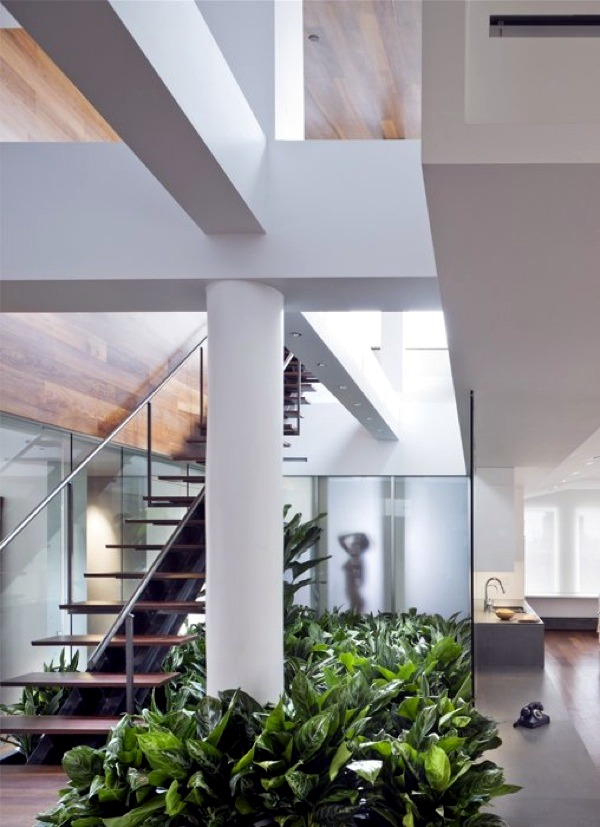 The best green architecture with green walls