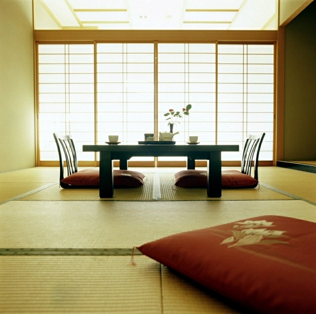 Creating a Zen atmosphere – Interior Design Ideas Japanese style ...
