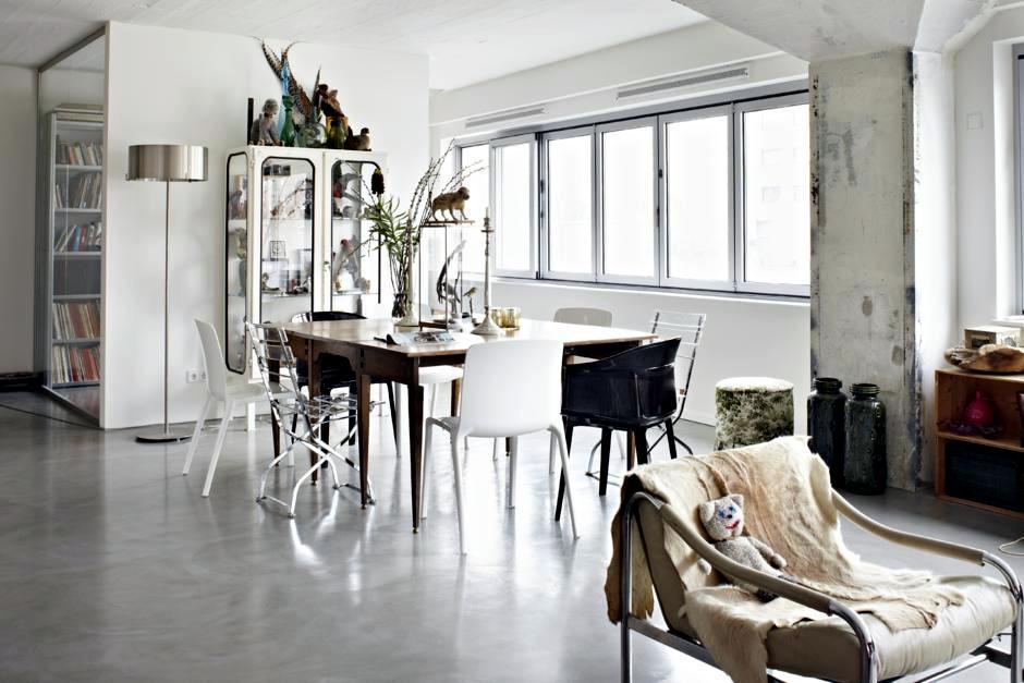 Modern Shabby Chic | Interior Design Ideas - Ofdesign