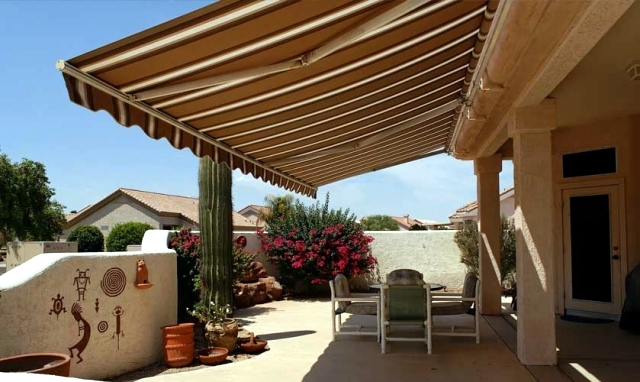 Balcony And Terrace Patio Umbrella A Maritime Climax Interior Design Ideas Ofdesign