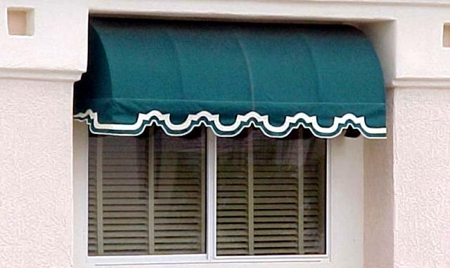 Balcony and terrace patio umbrella - a maritime climax