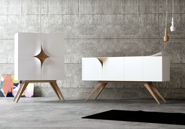 Furniture design for living room and bathroom with a great concept