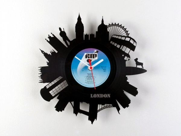 15 probably unusual but fascinating design wall clocks