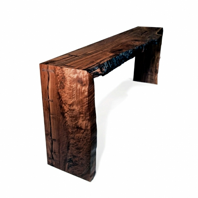 Driftwood Furniture exudes a rustic charm - 25 Ideas
