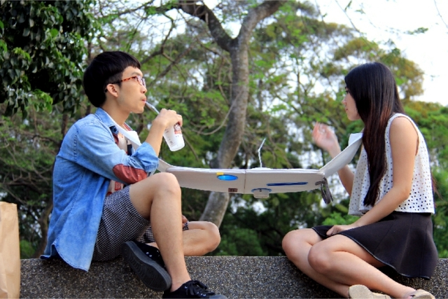 Folding picnic table for two - fresh idea Taiwan