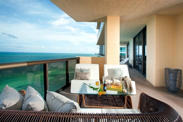 A beautiful balcony and terrace design – Make your mark one ...