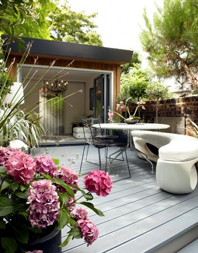 A Beautiful Balcony And Terrace Design   Make Your Mark One!