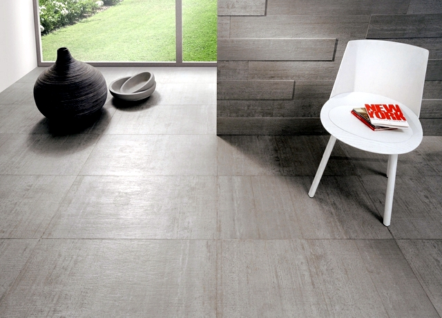 The porcelain tiles - 52 models natural look