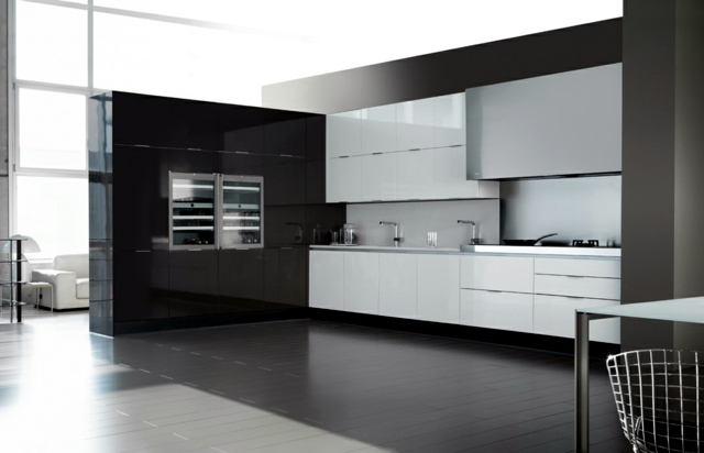 The ultra modern timber kitchen – minimalistic elegance ...