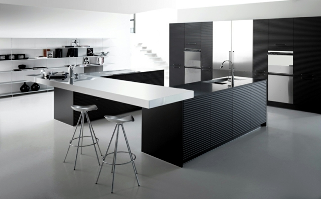 The Ultra Modern Timber Kitchen Minimalistic Elegance