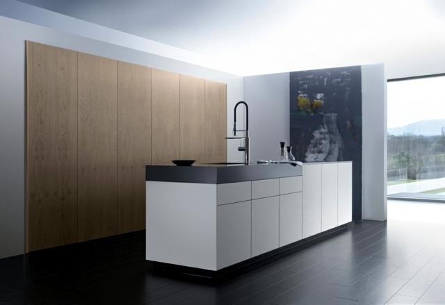The Ultra Modern Timber Kitchen Minimalistic Elegance Mobalco