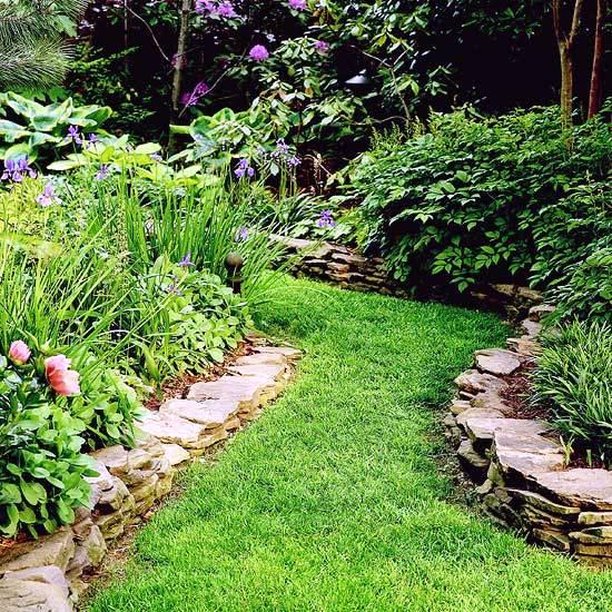 20 important elements of garden design a beautiful garden