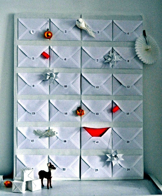 Party Ideas for a beautiful Advent Calendar
