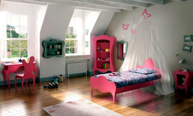 59 Nursery Ideas - creative furniture designs with fun
