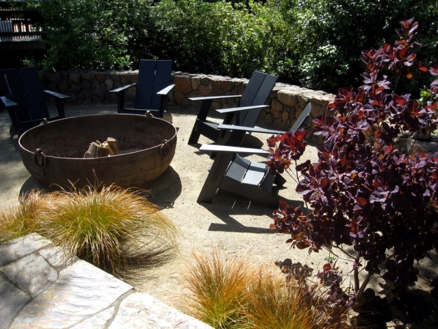 Fire bowls for the Garden - A highlight an outdoor area
