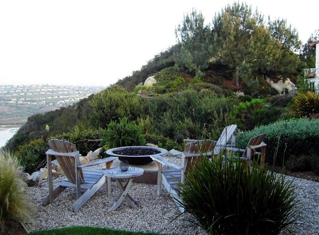 Fire bowls for the Garden - A highlight an outdoor area
