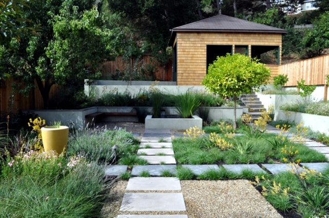 garden design ideas the 10 best trees for small gardens - Small Garden Design