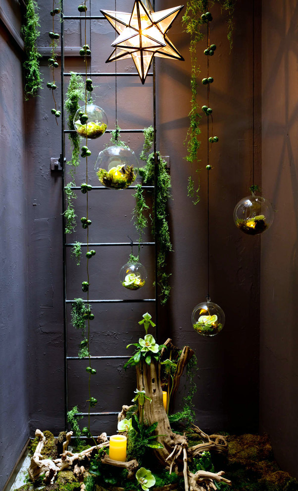 32 ideas for interior decoration plants creative - Indoor plant decor ideas ...