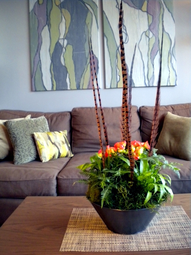 32 ideas for interior decoration plants – creative
