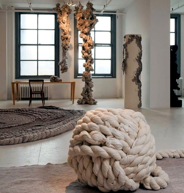 Several wool products for home radiate comfort